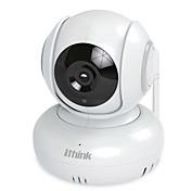 이야기 ithink® 팬 틸트의 CMOS 와이파이 무선 HD PTZ 보안 카메라 모션 감지 야간 시력 두 가지 방법