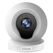 ithink® q2 trådløse ip-kameraer baby monitor 720p hd p2p videoovervåkning nattesyn bevegelsesdeteksjon