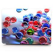 MacBook Funda / Porta ordenador A Lunares El plastico para MacBook Air 13 Pulgadas / MacBook Pro 13 Pulgadas / MacBook Air 11 Pulgadas