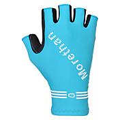 FJQXZ Guantes Deportivos Listo para vestir Transpirable Reduce la Irritación Guantes sin dedos Espándex Fibras textiles sintéticas