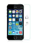 Ultra Thin HD Clear a prueba de explosiones de vidrio templado Protector de pantalla para iPhone 5/5S/5C