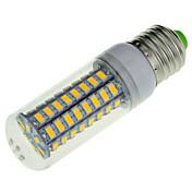 ywxlight 18w e14 / e26 / e27 led luces de maíz b 72 smd 5730 1650 lm blanco cálido / blanco frío decorativo ac 220-240 v 5 piezas