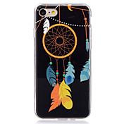 제품 iPhone 7 iPhone 6 아이폰5케이스 케이스 커버 야광 IMD 뒷면 커버 케이스 포수 드림 소프트 TPU 용 Apple 아이폰 7 플러스 아이폰 (7) iPhone 6s Plus iPhone 6 Plus iPhone 6s 아이폰 6