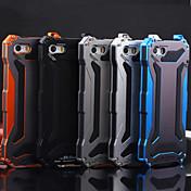 Etui Til Apple iPhone 7 Plus iPhone 7 Vannavvisende Støvtett Støtsikker Heldekkende etui Rustning Hard Metall til iPhone 7 Plus iPhone 7