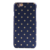 Para iPhone 8 iPhone 8 Plus iPhone 7 iPhone 7 Plus iPhone 6 Carcasa Funda Antipolvo Cubierta Trasera Funda Color sólido Dura Cuero