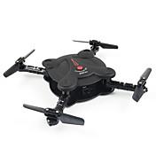 RC Dron FQ777 FQ777-17W 4 Canales 6 Ejes 2.4G Con Cámara HD 0.3MP 720P*576P Quadccótero de radiocontrol  FPV Luces LED Modo De Control