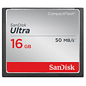 SanDisk 16GB Compact Flash  CF-kort minnekort Ultra 333X