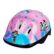 스포츠 아동 남여 공용 자전거 헬멧 9 통풍구 싸이클링 사이클링 산악 사이클링 도로 사이클링 레크리에이션 사이클링 하이킹 클라이밍 PC EPS 레드 핑크 블루 라이트 핑크