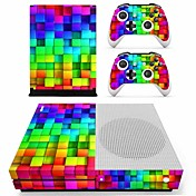 B-SKIN XBOX ONE  S PS / 2 Adhesivo Para Xbox One S ,  Novedades Adhesivo PVC 1 pcs unidad