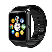 Reloj elegante Pantalla Táctil Podómetros Deportes Seguimiento de Actividad Seguimiento del Sueño Reloj Cronómetro Encontrar Mi