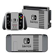 B-SKIN Nintendo Switch / NS Adhesivo Para Interruptor de Nintendo ,  Portátil / Novedades Adhesivo Vinilo 1 pcs unidad