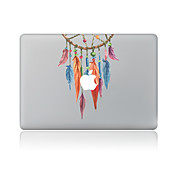 1 stk Hud Klistremerke til Motstår Risser Geometrisk Mønster PVC MacBook Pro 15'' med Retina MacBook Pro 15 '' MacBook Pro 13'' med