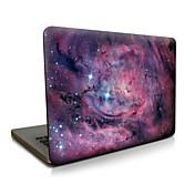 Para macbook air 11 13 / pro13 15 / pro con retina13 15 / macbook12 cielo estrellado descrito apple portátil caso