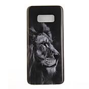 케이스 제품 Samsung Galaxy S8 Plus S8 IMD 패턴 뒷면 커버 동물 소프트 TPU 용 S8 S8 Plus S7 edge S7 S6 edge S6