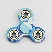 Fidget spinners Hilandero de mano Juguetes Tri-Spinner Alta Velocidad Alivio del estrés y la ansiedad Juguetes de oficina Alivia ADD,