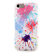 Para Carcasa Funda Diseños Cubierta Trasera Funda Gradiente de Color Suave TPU para AppleiPhone 7 Plus iPhone 7 iPhone 6s Plus iPhone 6