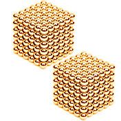 Juguetes Magnéticos 432 Piezas 3MM Magnetic Balls 2*216PCS Same Color Balls,2 Color Choose,Diameter 3 MM Alivia el Estrés Kit de