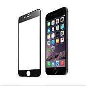 Protector de pantalla Apple para iPhone 6s iPhone 6 Vidrio Templado 1 pieza Protector de Pantalla, Integral Ultra Delgado Dureza 9H Alta