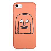 케이스 제품 Apple iPhone 7 Plus iPhone 7 패턴 뒷면 커버 카툰 소프트 TPU 용 iPhone 7 Plus iPhone 7 iPhone 6s Plus iPhone 6s iPhone 6 Plus iPhone 6