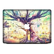 1 pieza Adhesivo para Anti-Arañazos Flores/Botánica Diseño PVC MacBook Pro 15'' with Retina MacBook Pro 15 '' MacBook Pro 13'' with