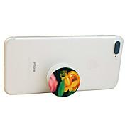Montaje para Soporte de Teléfono Escritorio Cama Al Aire Libre Rotación 360º Soporte Ajustable Plástico for Teléfono Móvil Tablet