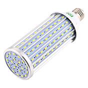 YWXLIGHT® 1pc 60W 5900-6000 lm E26/E27 Bombillas LED de Mazorca T 160 leds SMD 5730 Decorativa Luces LED Blanco Fresco AC 85-265V