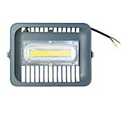 50W LED-lyskastere Vanntett Lawn Utendørsbelysning Kjølig hvit 220V