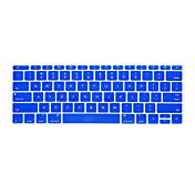 macbook 12 인치 키보드 커버 프로텍터 우리가 영어 러시아어 컬러 풀 한 다양한 색상