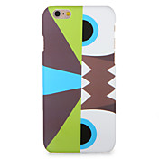 Funda Para Apple iPhone 7 Plus iPhone 7 Diseños Funda Trasera Caricatura Dura ordenador personal para iPhone 7 Plus iPhone 7 iPhone 6s