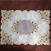 1 stk palace blonder broderi placemat middagsforsyning servise