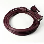 VGA Cable, VGA to VGA Cable Macho - Macho 3,0 M (10 pies)