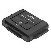 Unitek USB 3.0 Adapterkabel, USB 3.0 to SATA III IDE Adapterkabel Hann - hann 0.8m (2.6Ft)