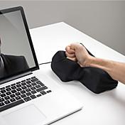 Almohadones de mano creativos usb big entrar en la computadora grande entrar en cualquier ventilador almohadas botón almohada de