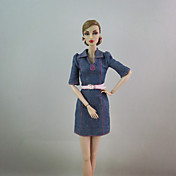 Til Barbiedukke Til Jentas Dukke