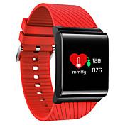 x9pro pantalla táctil a color frecuencia cardíaca presión arterial sueño monitorización de ejercicios smartwatches Android ios