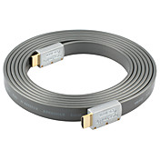 Cable 2.0, 2.0 a 2.0 cable macho - macho 5.0 m (16 pies)