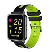 Reloj SmartCalorías Quemadas Podómetros Deportes Monitor de Pulso Cardiaco Pantalla táctil Distancia de Monitoreo Información Llamadas