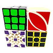 Cubo de rubik Cubo velocidad suave Alivia el Estrés Cubos Mágicos