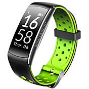 Reloj Deportivo / Reloj de Moda / Reloj de Vestir para iOS / Android Monitor de Pulso Cardiaco / Pantalla Táctil / Despertador / Calendario / Resistente al Agua Reloj Cronómetro / Podómetro
