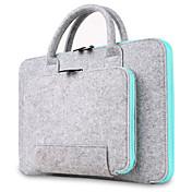 양모 펠트 컴퓨터 가방 노트북 가방 담요 라이너 가방