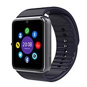 스마트 시계 카메라 핸즈프리 콜 오디오 액티비티 트렉커 2G 블루투스 3.0 iOS Android SIM 카드