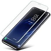 Protector de pantalla Samsung Galaxy para Note 8 Vidrio Templado 1 pieza Protector de Pantalla Frontal Anti-Arañazos Borde Curvado 2.5D