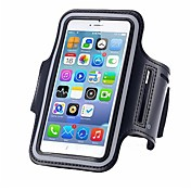 Etui Til Apple iPhone X iPhone 8 Vannavvisende Armband Armbånd Helfarge Myk PC til iPhone X iPhone 8 Plus iPhone 8 iPhone 7 Plus iPhone 7