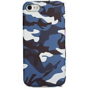 Funda Para Apple iPhone X iPhone 8 Diseños Funda Trasera Color Camuflaje Suave TPU para iPhone X iPhone 8 Plus iPhone 8 iPhone 7 Plus