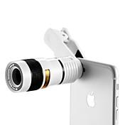 Mobiltelefon Lens borescope endoskop Snake Tube Camera Ingen Touch Hard iPhone Android Telefon
