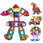 Bloques de constrcción magnéticos Juguetes Triángulo Manualidades Nuevo diseño Niños Niñas 108 Piezas