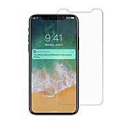 Protector de pantalla para iPhone X Vidrio Templado 1 pieza Protector de Pantalla Frontal Anti-Huellas Anti-Arañazos A prueba de
