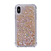 Funda Para Apple iPhone X iPhone 8 Antigolpes Líquido Funda Trasera Brillante Suave TPU para iPhone X iPhone 8 Plus iPhone 8 iPhone 7
