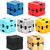 Cubo infinito Cubos mágicos Tema Clásico Juguetes de oficina Alivio del estrés y la ansiedad Cuadrado Niños Adulto Chico Regalo