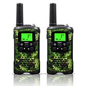 48 462 Walkie Talkie  Portátil Aviso Por Batería Baja Función de Ahorro de Energía VOX Cifrado CTCSS/CDCSS Transpondedor Automático
